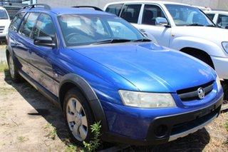 2005 Holden Adventra SX6 Wagon.