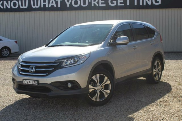 Used Honda CR-V VTi Plus+ (4x2), Bathurst, 2014 Honda CR-V VTi Plus+ (4x2) Wagon