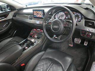 2014 Audi S8 Tiptronic Quattro Sedan.