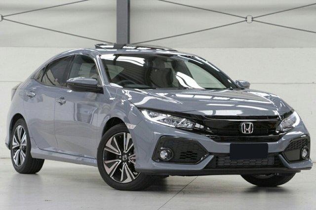 New Honda Civic VTi-L, Indooroopilly, 2018 Honda Civic VTi-L Hatchback