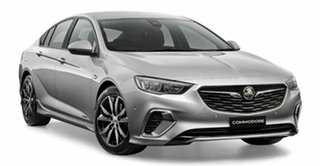 2018 Holden Commodore RS Liftback Liftback.