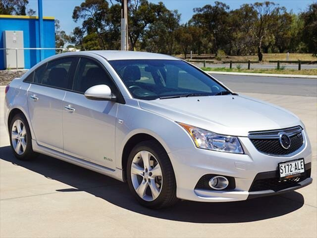 Used Holden Cruze SRi, Berri, 2011 Holden Cruze SRi Sedan