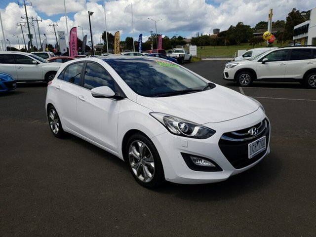 Used Hyundai i30 Premium, Warrnambool East, 2014 Hyundai i30 Premium Hatchback