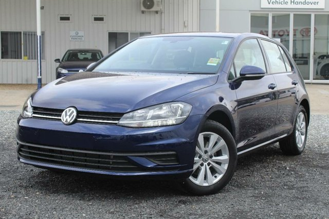 New Volkswagen Golf MY19 VOLKSWAGEN GOLF 110TSI COMFORTLINE 7SP DSG HATCH(BQ12NZ, Southport, 2018 Volkswagen Golf MY19 VOLKSWAGEN GOLF 110TSI COMFORTLINE 7SP DSG HATCH(BQ12NZ Hatchback