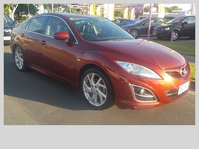 Used Mazda 6 LUXURY SPORT , Margate, 2010 Mazda 6 LUXURY SPORT Hatchback