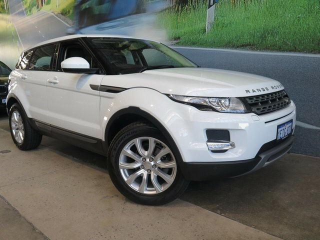 Used Land Rover Range Rover Evoque TD4 Pure, Osborne Park, 2015 Land Rover Range Rover Evoque TD4 Pure Wagon