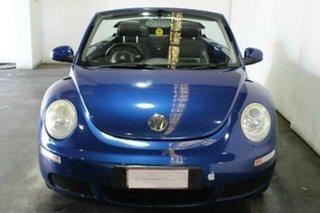 2008 Volkswagen Beetle Cabriolet.