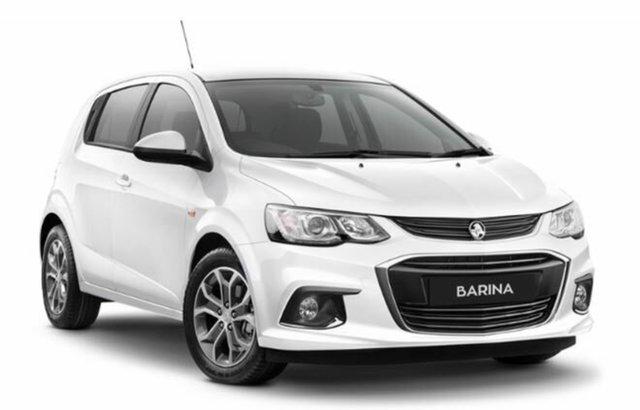 Demonstrator, Demo, Near New Holden Barina LS, Atherton, 2018 Holden Barina LS Hatchback