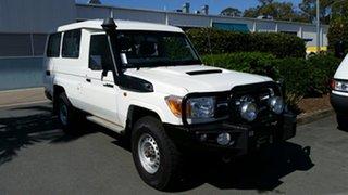 Used Toyota Landcruiser GXL Troopcarrier, Acacia Ridge, 2015 Toyota Landcruiser GXL Troopcarrier VDJ78R Wagon