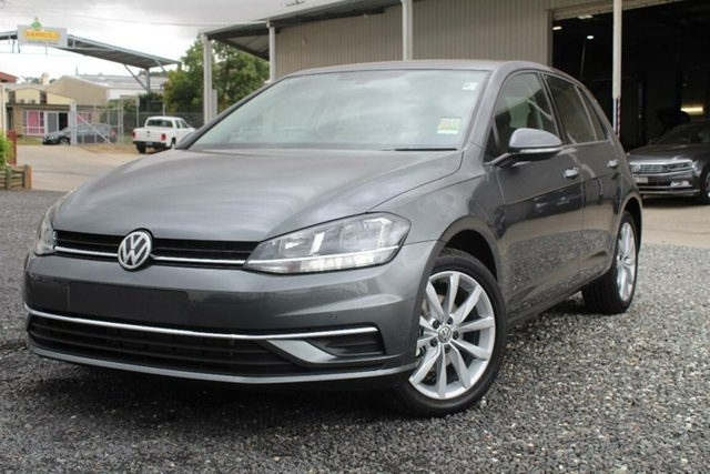 New Volkswagen Golf MY19 VOLKSWAGEN GOLF 110TSI COMFORTLINE 7SP DSG HATCH (BQ13N, Southport, 2018 Volkswagen Golf MY19 VOLKSWAGEN GOLF 110TSI COMFORTLINE 7SP DSG HATCH (BQ13N Hatchback