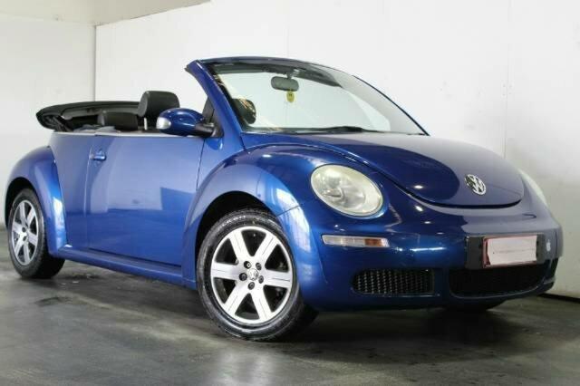 Used Volkswagen Beetle, Underwood, 2008 Volkswagen Beetle Cabriolet