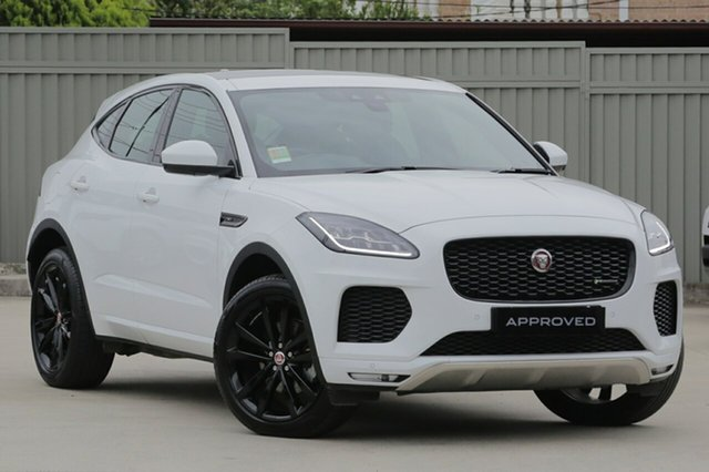 Demonstrator, Demo, Near New Jaguar E-PACE D150 AWD R-Dynamic S, Blakehurst, 2018 Jaguar E-PACE D150 AWD R-Dynamic S Wagon