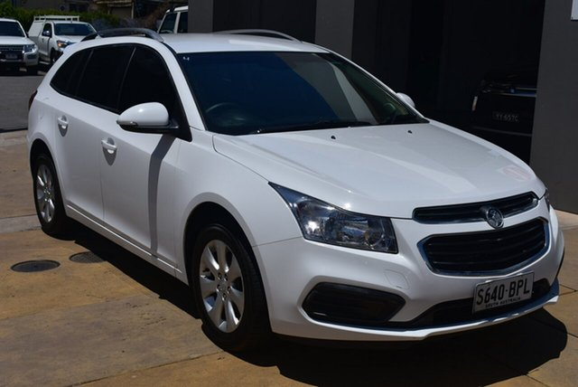 Used Holden Cruze CD Sportwagon, Nailsworth, 2016 Holden Cruze CD Sportwagon Wagon