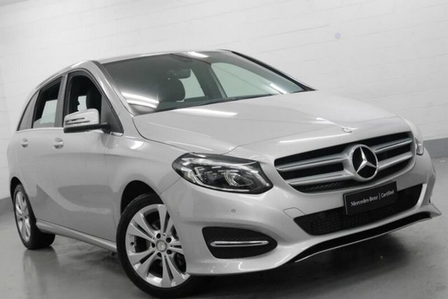 Used Mercedes-Benz B200 DCT, Chatswood, 2017 Mercedes-Benz B200 DCT Hatchback