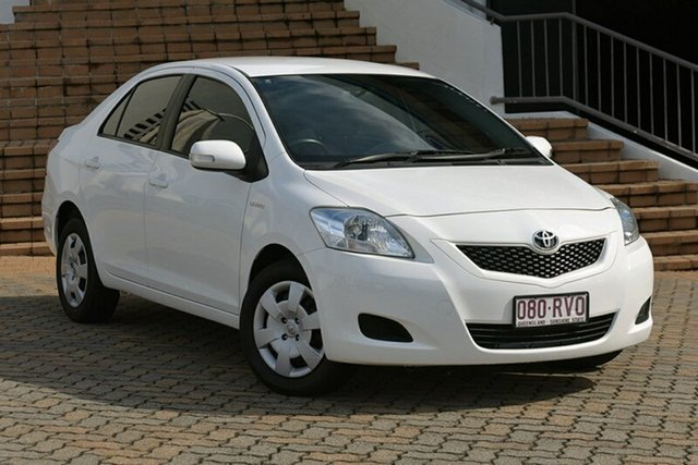 Discounted Used Toyota Yaris YRS, Southport, 2011 Toyota Yaris YRS Sedan