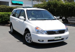 Used Kia Grand Carnival SI, Acacia Ridge, 2013 Kia Grand Carnival SI VQ MY13 Wagon
