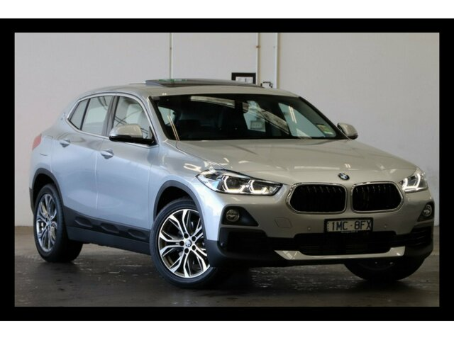 Demonstrator, Demo, Near New BMW X2 sDrive18i Coupe DCT, Clayton, 2018 BMW X2 sDrive18i Coupe DCT Wagon