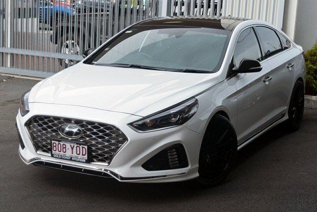 Demonstrator, Demo, Near New Hyundai Sonata Premium, Southport, 2018 Hyundai Sonata Premium Sedan