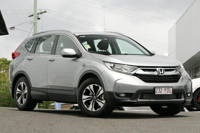 Demonstrator, Demo, Near New Honda CR-V VTi FWD, Indooroopilly, 2018 Honda CR-V VTi FWD Wagon