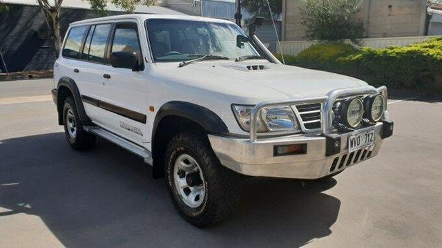Used Nissan Patrol ST (4x4), Melrose Park, 2001 Nissan Patrol ST (4x4) Wagon