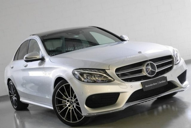 Used Mercedes-Benz C250 d 9G-TRONIC, Warwick Farm, 2018 Mercedes-Benz C250 d 9G-TRONIC Sedan