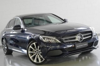 2018 Mercedes-Benz C250 d 9G-TRONIC Sedan.
