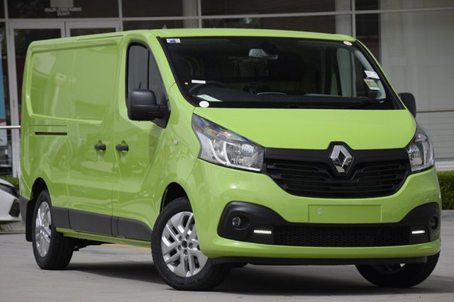 Demonstrator, Demo, Near New Renault Trafic, Southport, 2018 Renault Trafic
