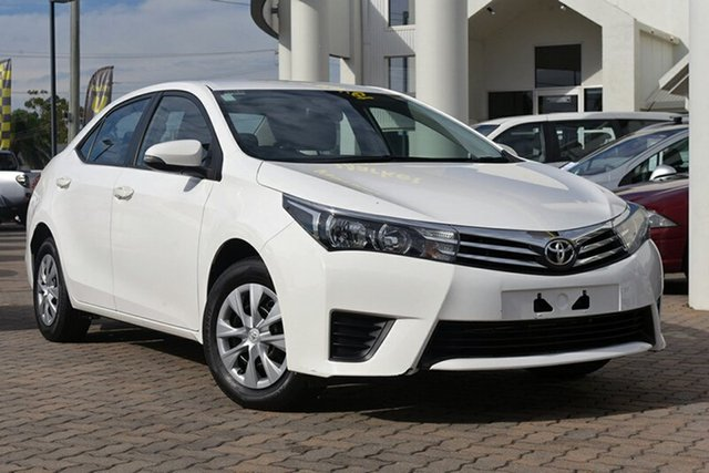 Discounted Used Toyota Corolla Ascent S-CVT, Warwick Farm, 2015 Toyota Corolla Ascent S-CVT Sedan
