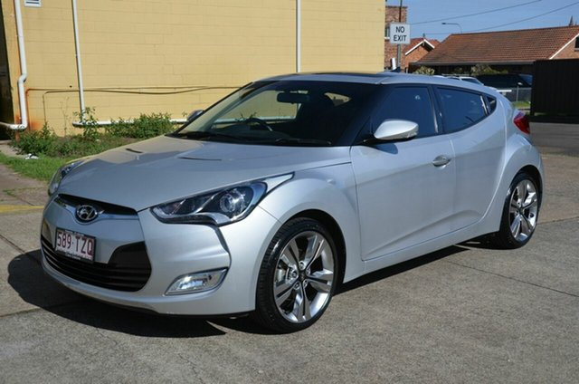 Used Hyundai Veloster +, Toowoomba, 2014 Hyundai Veloster + Coupe