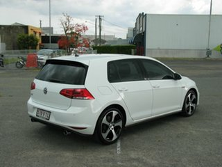 2015 Volkswagen Golf GTi Hatchback.