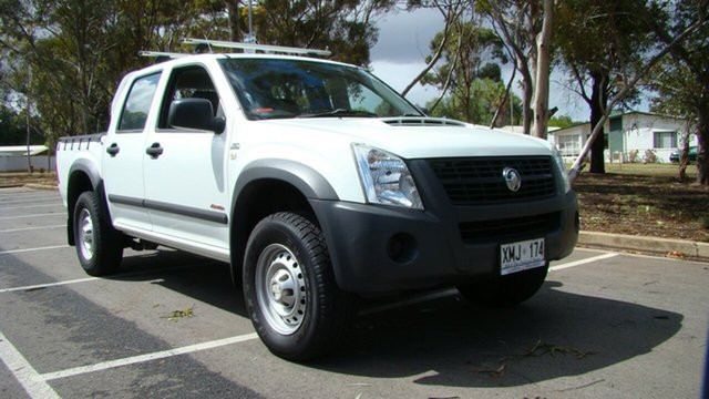 Used Holden Rodeo LX Crew Cab, Nailsworth, 2007 Holden Rodeo LX Crew Cab Utility