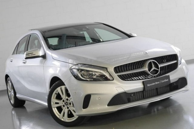 Used Mercedes-Benz A180 D-CT, Warwick Farm, 2017 Mercedes-Benz A180 D-CT Hatchback