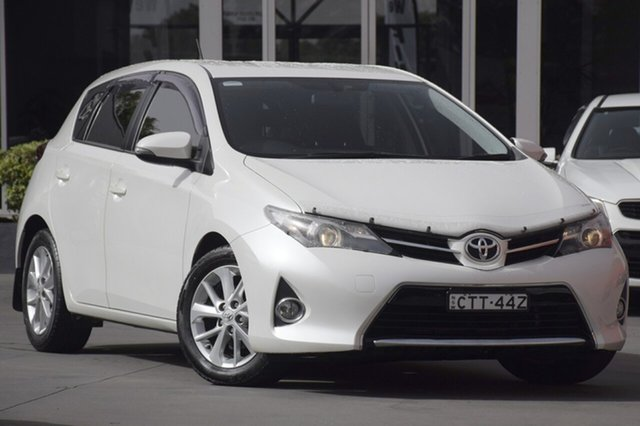 Used Toyota Corolla Ascent Sport, Southport, 2014 Toyota Corolla Ascent Sport Hatchback