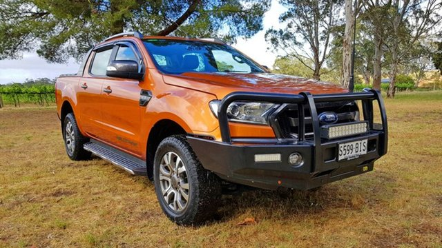 Used Ford Ranger Wildtrak Double Cab, Cheltenham, 2015 Ford Ranger Wildtrak Double Cab Utility