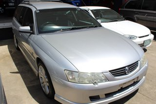 2003 Holden Commodore VY Equipe Wagon.
