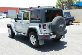 2011 Jeep Wrangler Unlimited Sport Softtop.