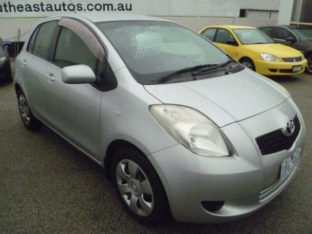 Used Toyota Yaris YRS, Cheltenham, 2008 Toyota Yaris YRS Hatchback
