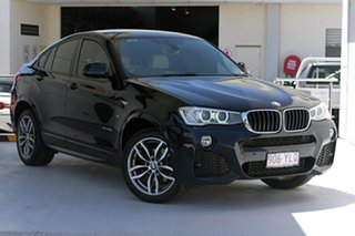 2014 BMW X4 xDrive20d Coupe Steptronic Wagon.