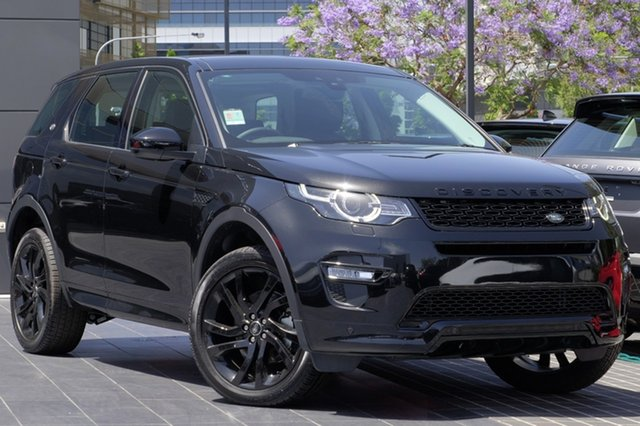 Demonstrator, Demo, Near New Land Rover Discovery Sport TD4 132kW HSE, Newstead, 2018 Land Rover Discovery Sport TD4 132kW HSE Wagon