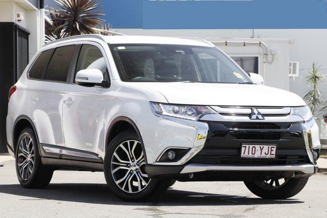 Used Mitsubishi Outlander LS 2WD, Beaudesert, 2017 Mitsubishi Outlander LS 2WD Wagon
