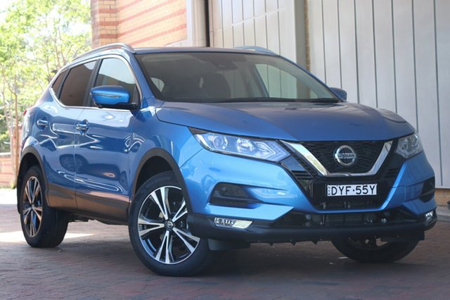 Used Nissan Qashqai ST-L X-tronic, Southport, 2018 Nissan Qashqai ST-L X-tronic Wagon