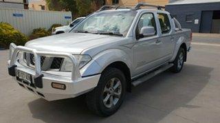 2009 Nissan Navara Titanium Edition (4x4) Dual Cab Pick-up.