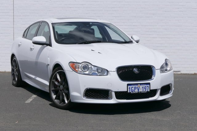 Used Jaguar XF XFR, Bunbury, 2011 Jaguar XF XFR Sedan