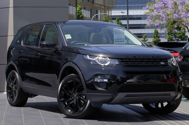 New Land Rover Discovery Sport TD4 110kW HSE, Newstead, 2018 Land Rover Discovery Sport TD4 110kW HSE Wagon