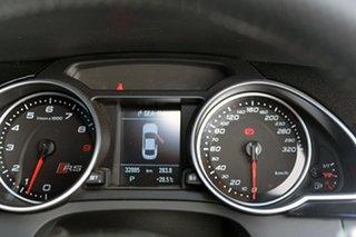 2014 Audi RS5 S tronic quattro Coupe.
