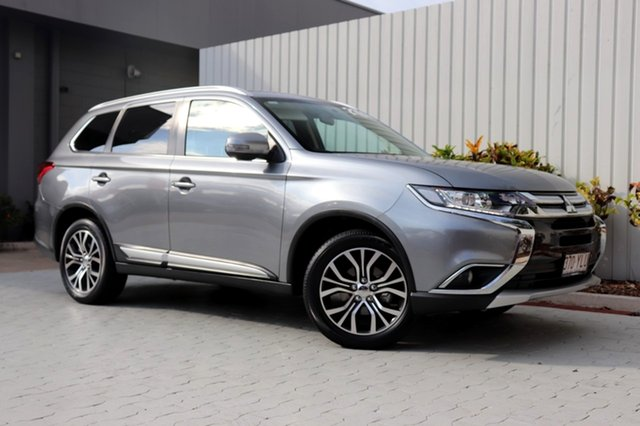Used Mitsubishi Outlander LS 4WD, Cairns, 2017 Mitsubishi Outlander LS 4WD Wagon