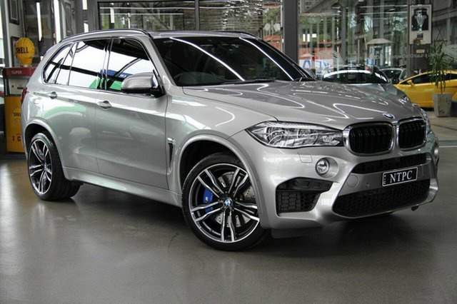 Used BMW X5 M Steptronic, North Melbourne, 2017 BMW X5 M Steptronic Wagon
