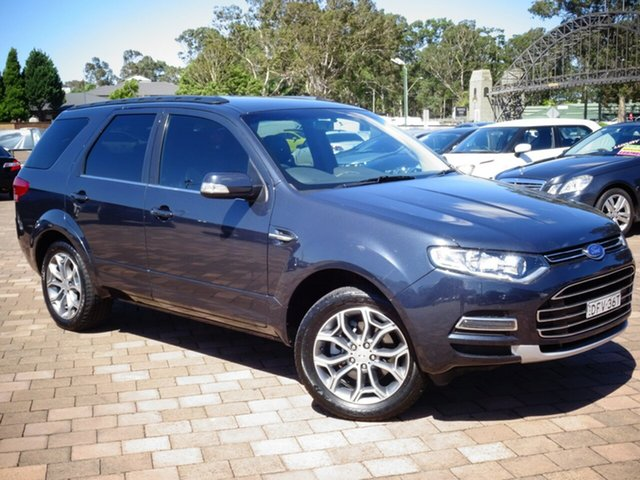 Discounted Used Ford Territory Titanium Seq Sport Shift, Narellan, 2012 Ford Territory Titanium Seq Sport Shift SUV