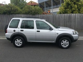 2004 Land Rover Freelander S (4x4) Wagon.