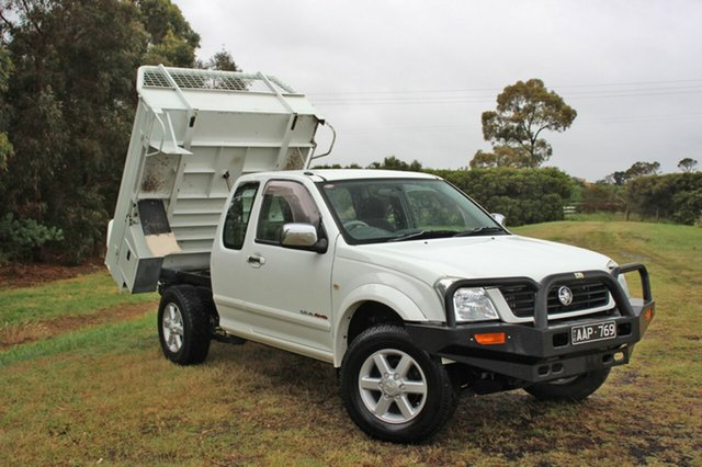 Used Holden Rodeo LT Space Cab, Officer, 2005 Holden Rodeo LT Space Cab Utility